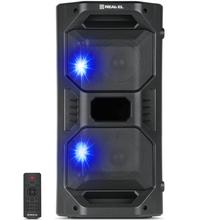 Портативная акустика REAL-EL X-757 Black (EL121600007)