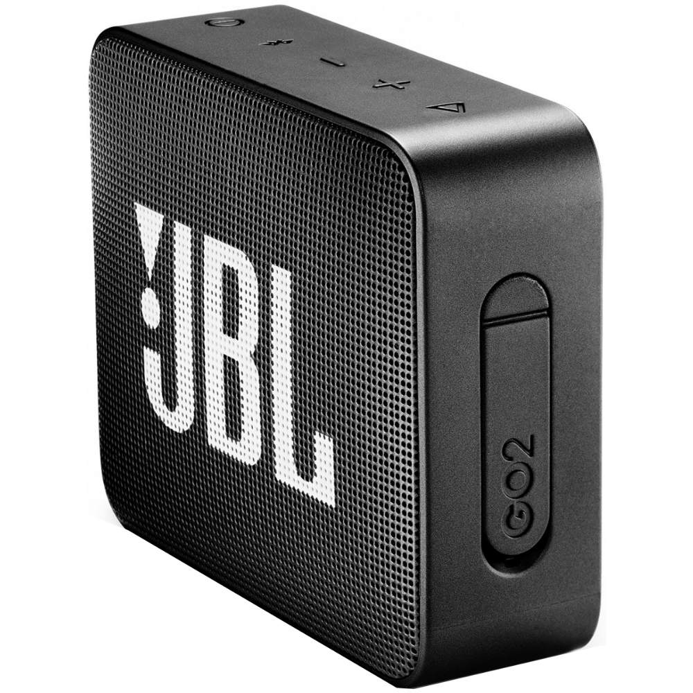 Портативная акустика JBL Go 2 Midnight Black (JBLGO2BLK) Формат 1.0