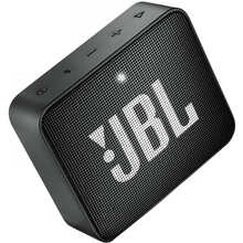 Портативная акустика JBL Go 2 Midnight Black (JBLGO2BLK)