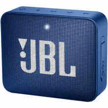 Портативная акустика JBL Go 2 Deep Sea Blue (JBLGO2BLU)