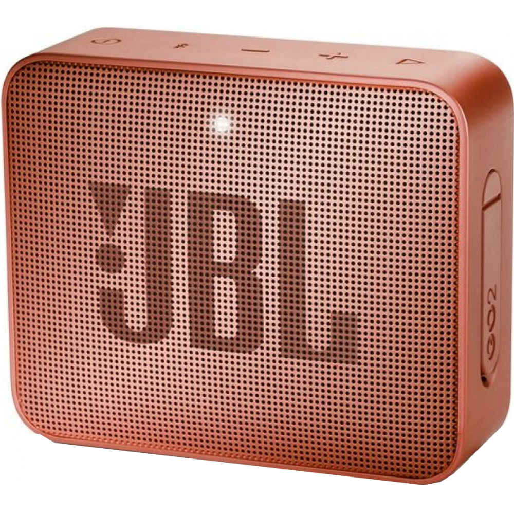 Портативная акустика JBL Go 2 Sunkissed Cinnamon (JBLGO2CINNAMON)