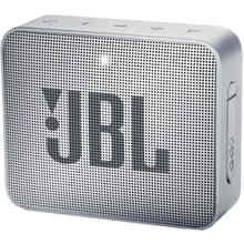 Портативная акустика JBL GO 2 GRAY (JBLGO2GRY)