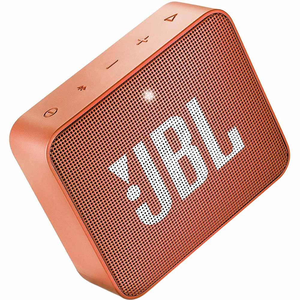 Портативная акустика JBL Coral Orange (GO2ORG) Формат 1.0