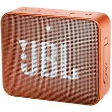 Портативна акустика JBL Coral Orange (GO2ORG)