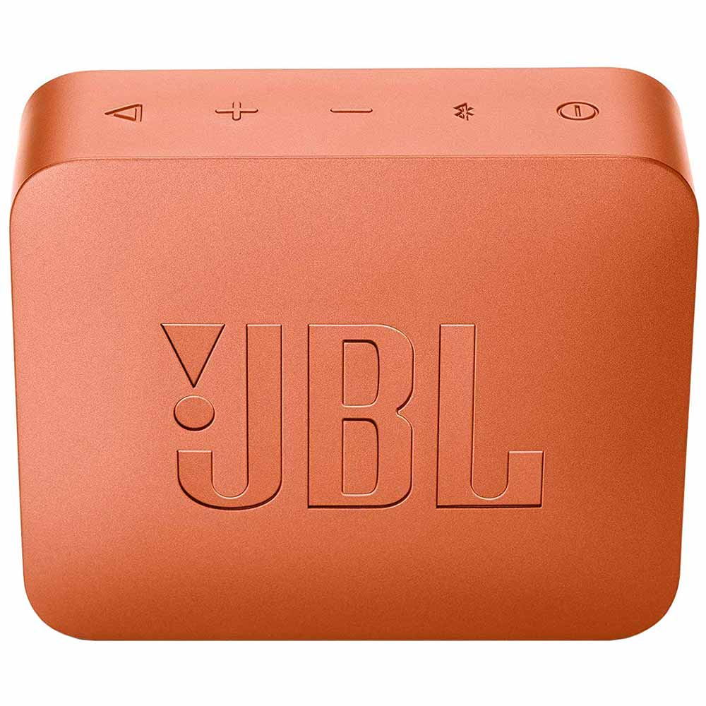 Портативная акустика JBL Coral Orange (GO2ORG) Тип портативная акустика