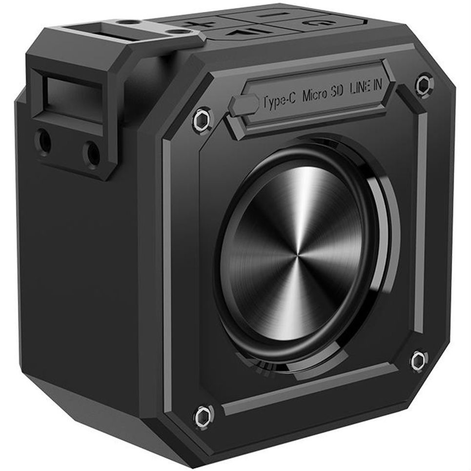 Портативная акустика TRONSMART Element Groove Bluetooth Speaker Black (77140) Тип портативная акустика