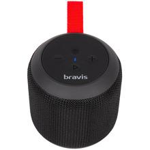 Портативная акустика BRAVIS F100 Black