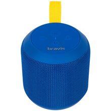 Портативна акустика BRAVIS F100 Blue