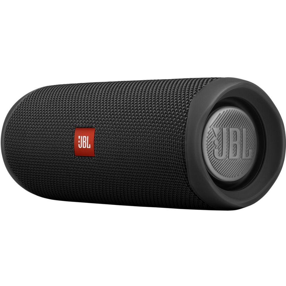 Портативная акустика JBL Flip 5 Black (JBLFLIP5BLK) Тип портативная акустика