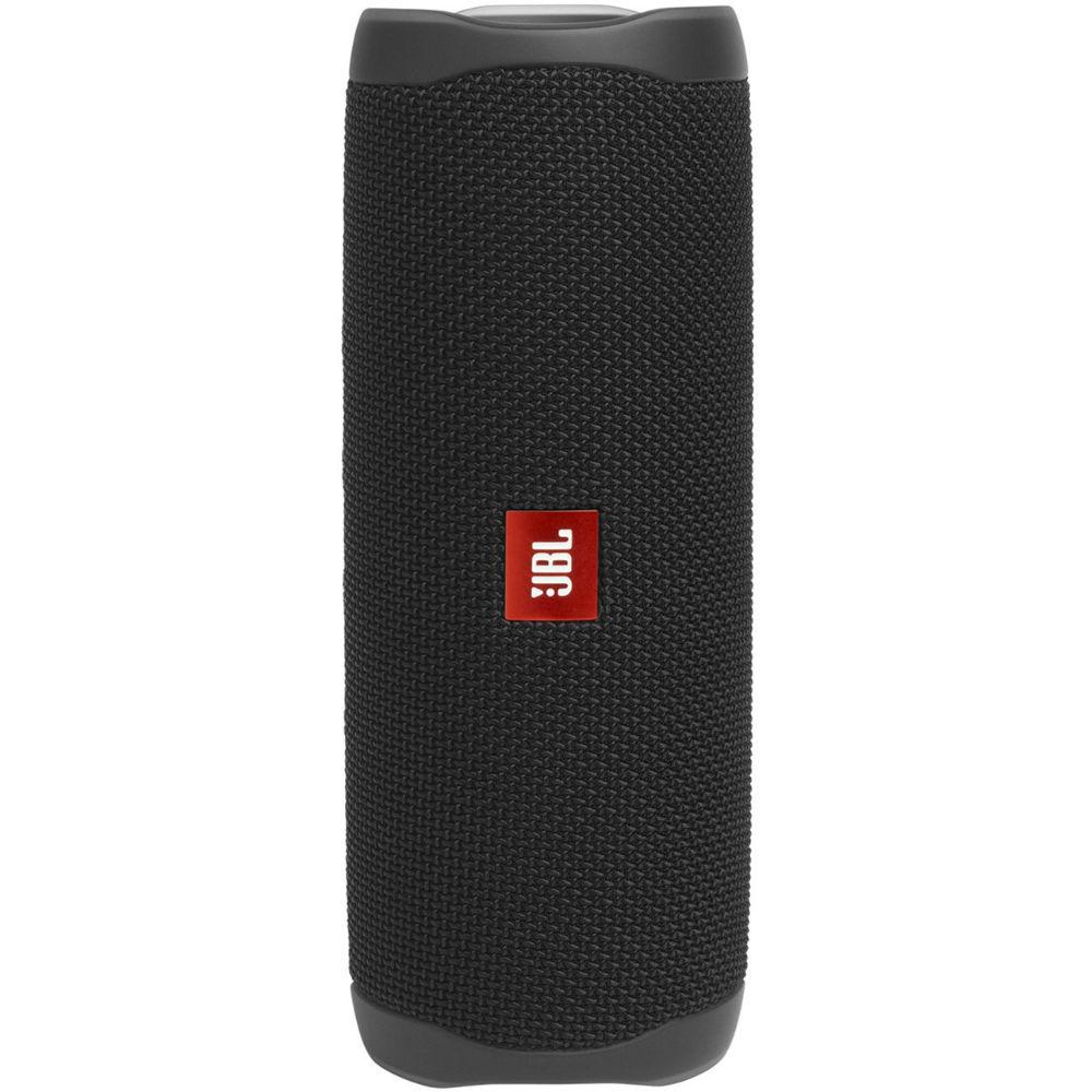 Портативная акустика JBL Flip 5 Black (JBLFLIP5BLK) Формат 1.0