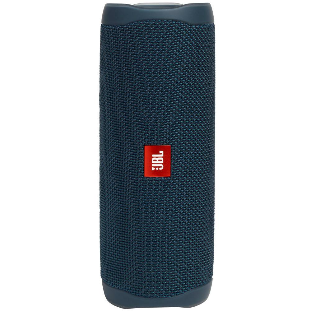 Портативная акустика JBL Flip 5 Blue (JBLFLIP5BLU) Формат 1.0