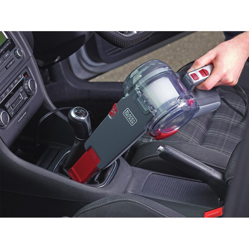 Автопылесос BLACK&DECKER PV1200AV Тип ручной