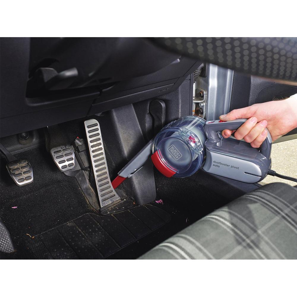 Автопылесос BLACK&DECKER PV1200AV Тип уборки сухая