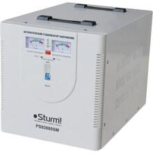 Стабилизатор напряжения релейный STURM 8000 ВA PS93080SM