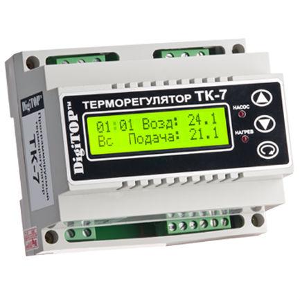 Терморегулятор DIGITOP ТК-7