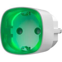 Радиоуправляемая умная розетка Ajax Socket White (000012320)