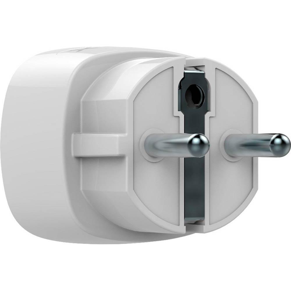 Радіокерована розумна розетка Ajax Socket White (000012320) Тип комутована розетка