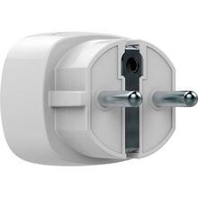 Радіокерована розумна розетка Ajax Socket White (000012320)