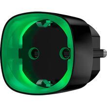 Радиоуправляемая умная розетка Ajax Socket Black (000012339)