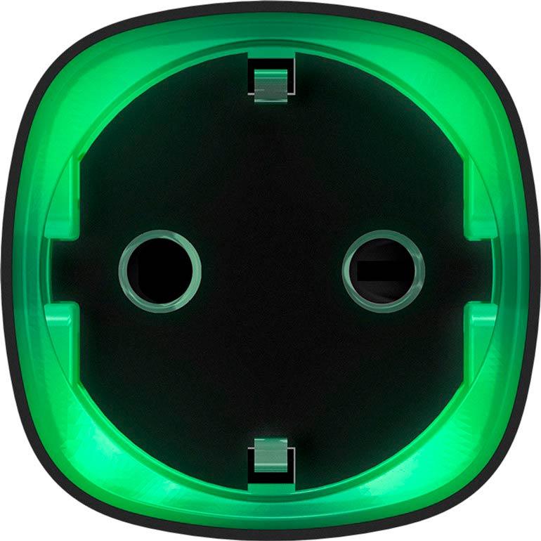 Радіокерована розумна розетка Ajax Socket Black (000012339) Тип комутована розетка