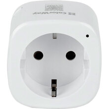 Розумна розетка COLORWAY Wi-Fi CW-SP1A-PT