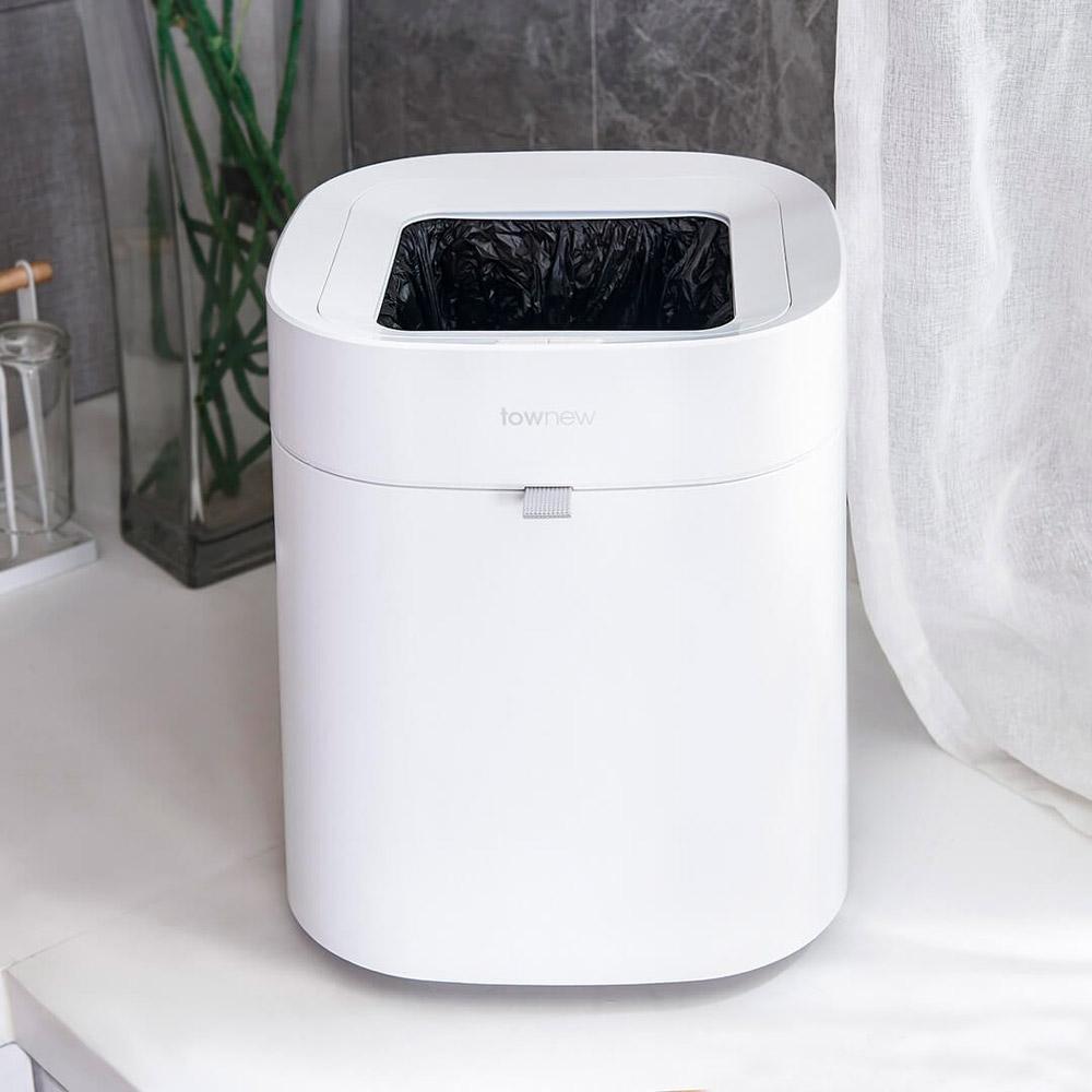 Умная корзина для мусора TOWNEW Air White Ф08271 Тип мусорная корзина