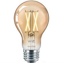 Розумна лампочка WIZ Smart LED WiFi A60 E27 WiZ DW FA Q Warm Dimmable Filament (WZE21026011-A)