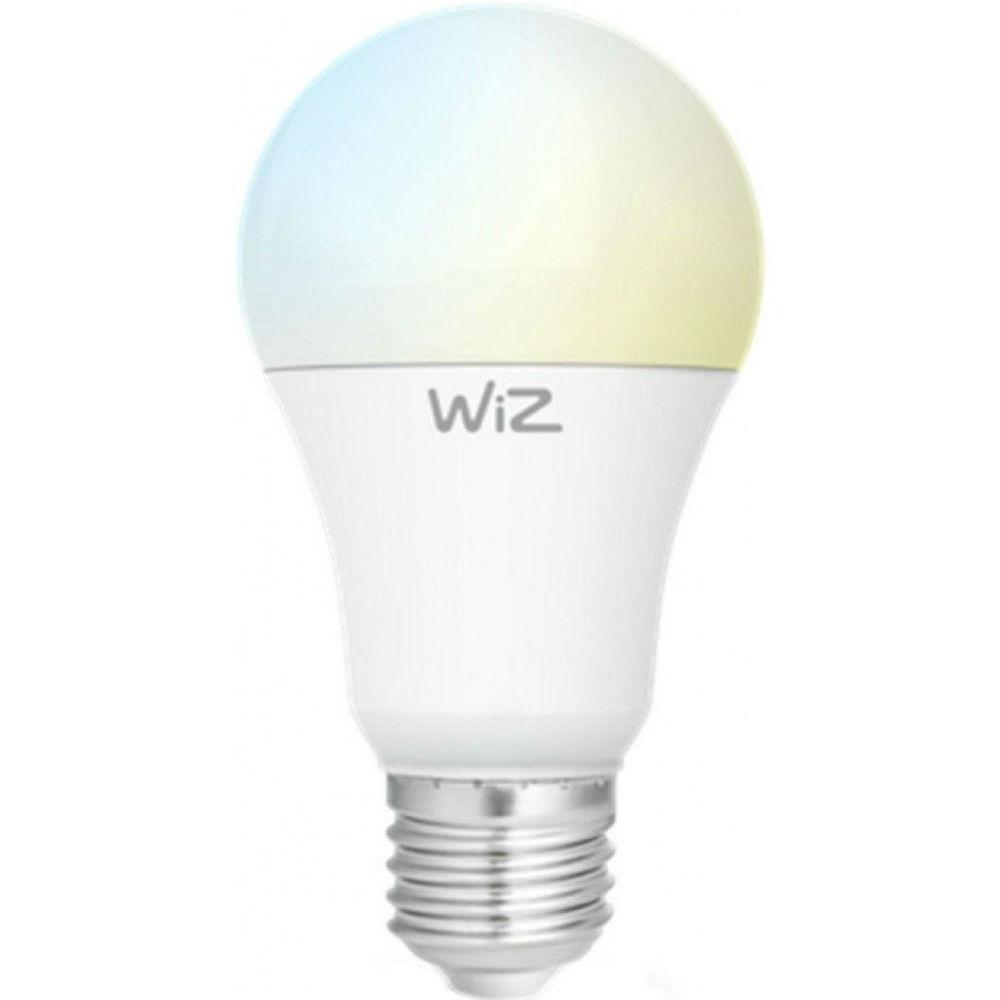 Розумна лампочка WIZ Smart LED WiFi A60 E27 WiZ60 TW F White (WZE20026071)