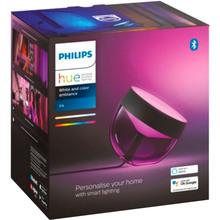 Настільна лампа Philips Hue Iris 2000K-6500K Color BT, DIM Black (929002376201)