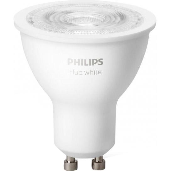 Комплект ламп PHILIPS Hue GU10 White BT DIM 2 шт (929001953506)