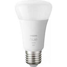 Умная лампа Philips Hue Single Bulb E27 9W (60Вт) 2700K White Bluetooth димируемая (929001821618)