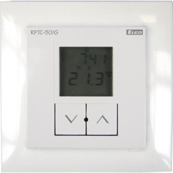 Регулятор температури ELKO EP S. R. O RFTC-50/G/BR