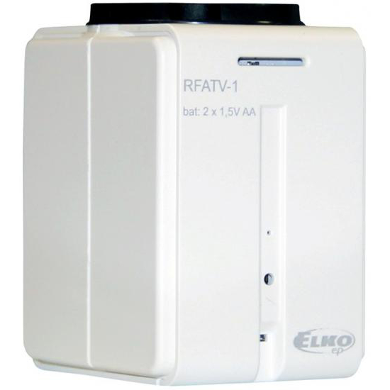 Бездротова термоголовка ELKO EP S. R. O RFATV-1