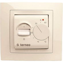 Регулятор температуры TERNEO MEX UNIC Ivory
