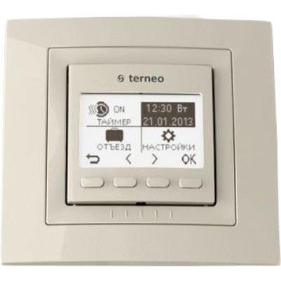 Регулятор температуры TERNEO PRO Ivory