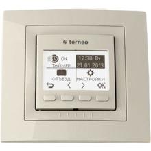 Регулятор температури TERNEO PRO Ivory