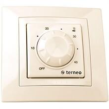 Регулятор температуры TERNEO RTP Ivory