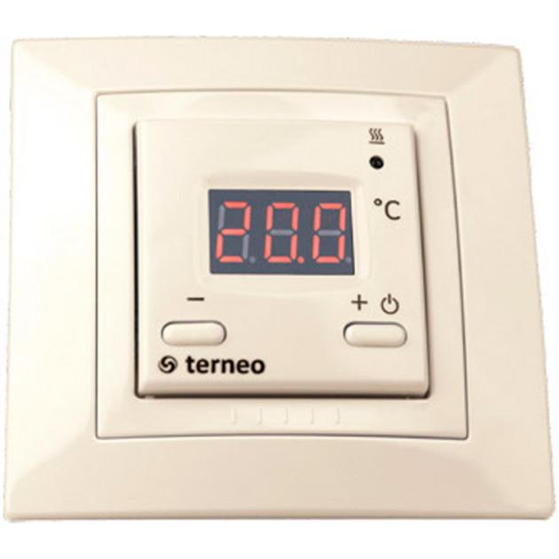 Регулятор температури TERNEO ST Ivory