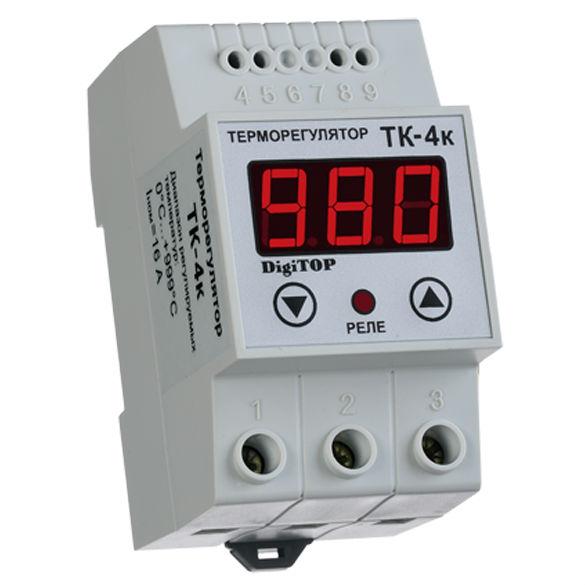 Терморегулятор DIGITOP ТК-4К