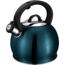 Чайник BERLINGER HAUS Metallic Line Aquamarine Edition 3 л (BH-1078)