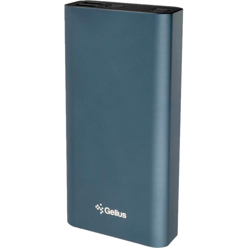 Powerbank GELIUS Pro Edge 3 PD GP-PB20-210 20000 mAh Blue (82624)