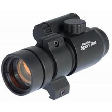Приціл коліматорний HAWKE Sport Dot 1x30 WP 9-11mm/Weaver (12100/HK3190)