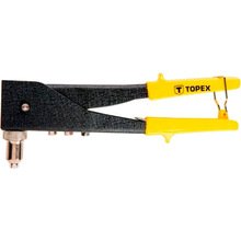 Заклепочник TOPEX для 2.4 3.2 4.0 4.8 мм (43E712)