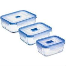Набор контейнеров LUMINARC PURE BOX ACTIVE 3 пр. + сумка (P4129)