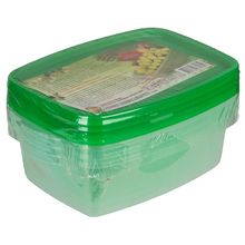 Набір контейнерів ПЛАСТТОРГ 3 пр. (82699)
