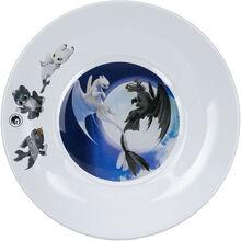 Тарелка десертная ОСЗ Как приручить Дракона 3 19.6 см (16с1914 2ДЗ Дракони)