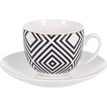 Чашка Limited Edition Luxury с блюдцем (ZT18-109-1)