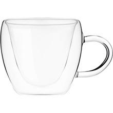 Набір чашок з ручками Ardesto 250 мл 2 шт (AR2625GHL)