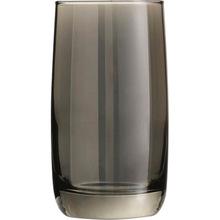 Набор стаканов LUMINARC Сияющий Графит 4 х 330 мл (P9315)