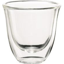 Набір склянок еспрессо DELONGHI 60 мл, 2 шт